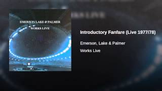 Introductory Fanfare (Live 1977/78)