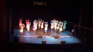 First Class Bhangra at Clutch City Bhangra 2017 (1st Place)