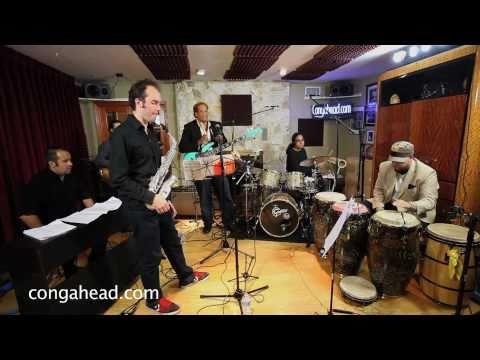 John Benitez performs Rumba