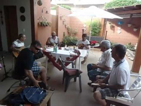 tico tico no fubá com grupo Choro de quintal 22 dez 2012 1