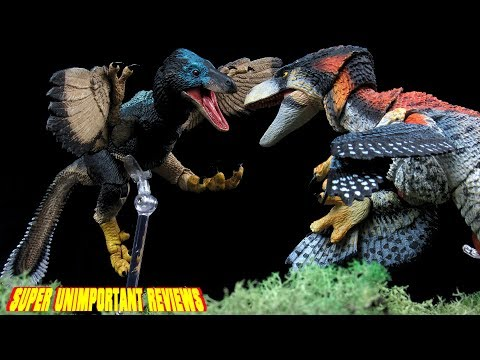 Beast Of The Mesozoic Raptor Series Balaur Bondoc & Dromaeosaurus Albertensis Figure Review