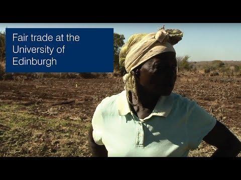 Fair trade at the University of Edinburgh