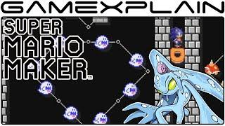 Sonic Adventure Perfect Chaos - Super Mario Maker Level Showcase