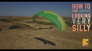 Paragliding tips: How to Forward Launch FLYSPAIN