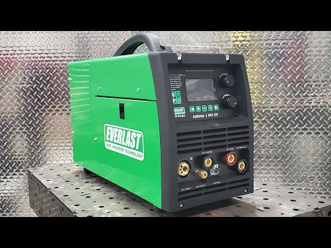 Could This Be The Best MTS Welder Yet? Everlast Lightning 225 Review