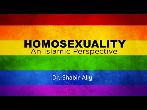 Quran scriptures on homosexuality