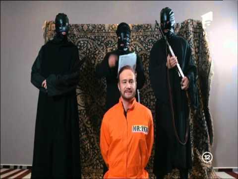 Andrei Versace a fost răpit de o grupare teroristă!