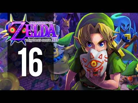 The Legend of Zelda: Majora's Mask 3DS - Part 16 - Pirate Fortress (Gameplay Walkthrough) thumbnail