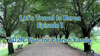 "[Eng]  K-Story TV ""Let's Travel to Korea""  Episode 1. Andong & Gyeongju."