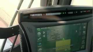 Trimble EZ-Pilot nainstalovaný na Hardi Alpha (duben 2012)
