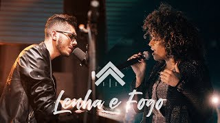 Lenha e Fogo - Casa Worship (Clipe Oficial)