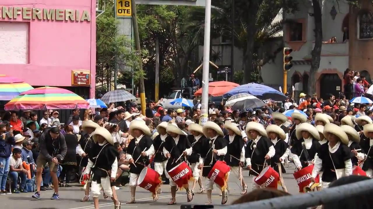 5 De Mayo De 1862 Batalla De Puebla Battalon Zacapoaxtla ...