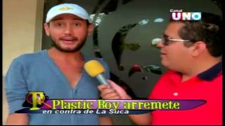 La Suca vs Plastic Boy