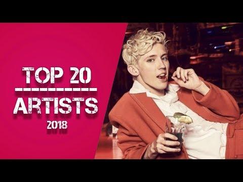 TOP 20 ARTISTS 2018 | ILMC