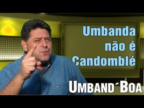 099 - Umbanda não é Candomblé