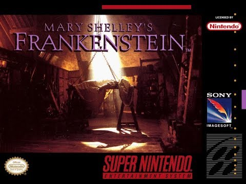 Is Mary Shelley's Frankenstein [SNES] Worth Playing Today? - SNESdrunk