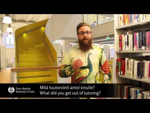 Hae Turun yliopiston opiskelijatuutoriksi!