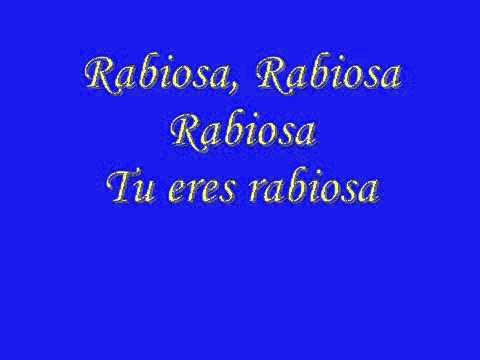 Rabiosa - Shakira - el cata - letra.mp3