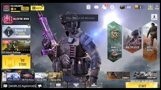 Call of duty mobile Hard point Standoff