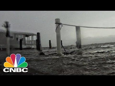 Hurricane Irma's Path Of Destruction Across Florida | CNBC