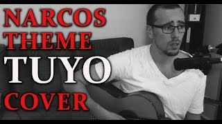 Tuyo - Rodrigo Amarante (Narcos theme cover & lyrics)