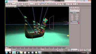 AIUB - IT Project Exhibition 2011 [making of Cultural Icon]