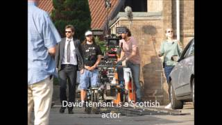 Broadchurch series 3 behind the scenes!