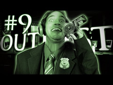 PERVERTED JOURNALIST! - Outlast Gameplay...