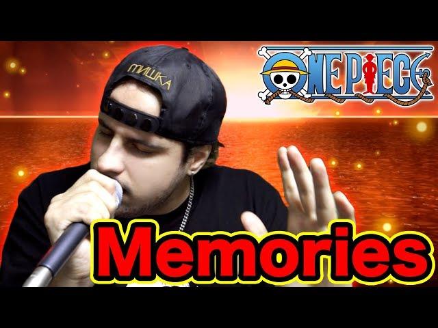 【ワンピースED】Memories /大槻真希 外国人の男が原曲キーで女性曲を歌ってみた(フル歌詞付き)【ONE PIECE ED1 Memories Cover 】