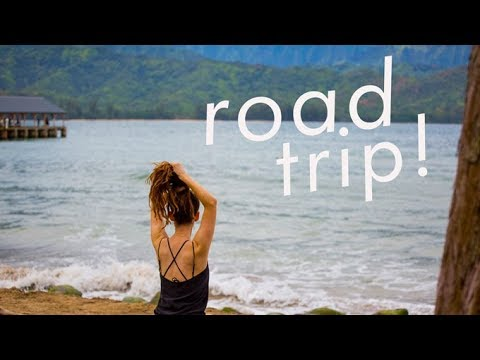 Road Trip around Kauai (Kauai Travel Vlog) Alli Cherry