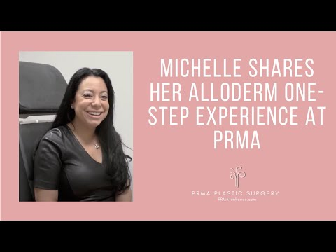 Alloderm One-Step | Prophylactic Mastectomy & Immediate Reconstruction