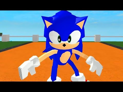 Sonic Adventure - Windy Valley (Sonic Roblox Fangame)
