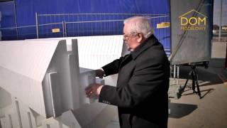 Płyta izolacyjna - etapy budowy w Domu Modelowym