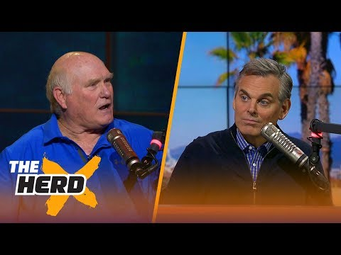 Terry Bradshaw on Eli Manning's struggles, the Falcons and more after Week 9 in the NFL  THE HERD