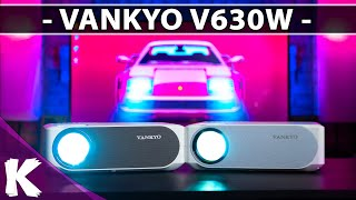 VANKYO V630W | In-Depth Review | Great All Around Projector | Compared To V630