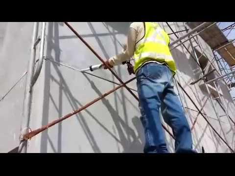 Cách thi công bơm keo trám khe co giãn  bê tông BS 8620 chuyên nghiệp