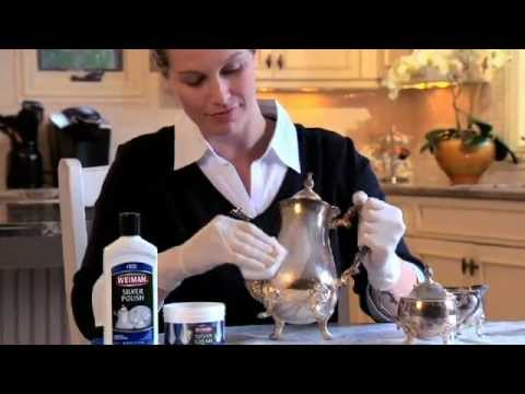 How To Clean Silver | Silver Polish | Weiman Cleaning Tips