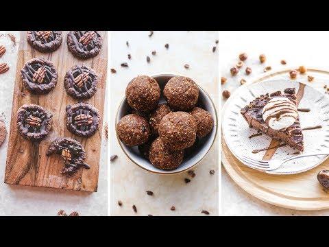 MUST TRY Vegan Chocolate Dessert Recipes ???