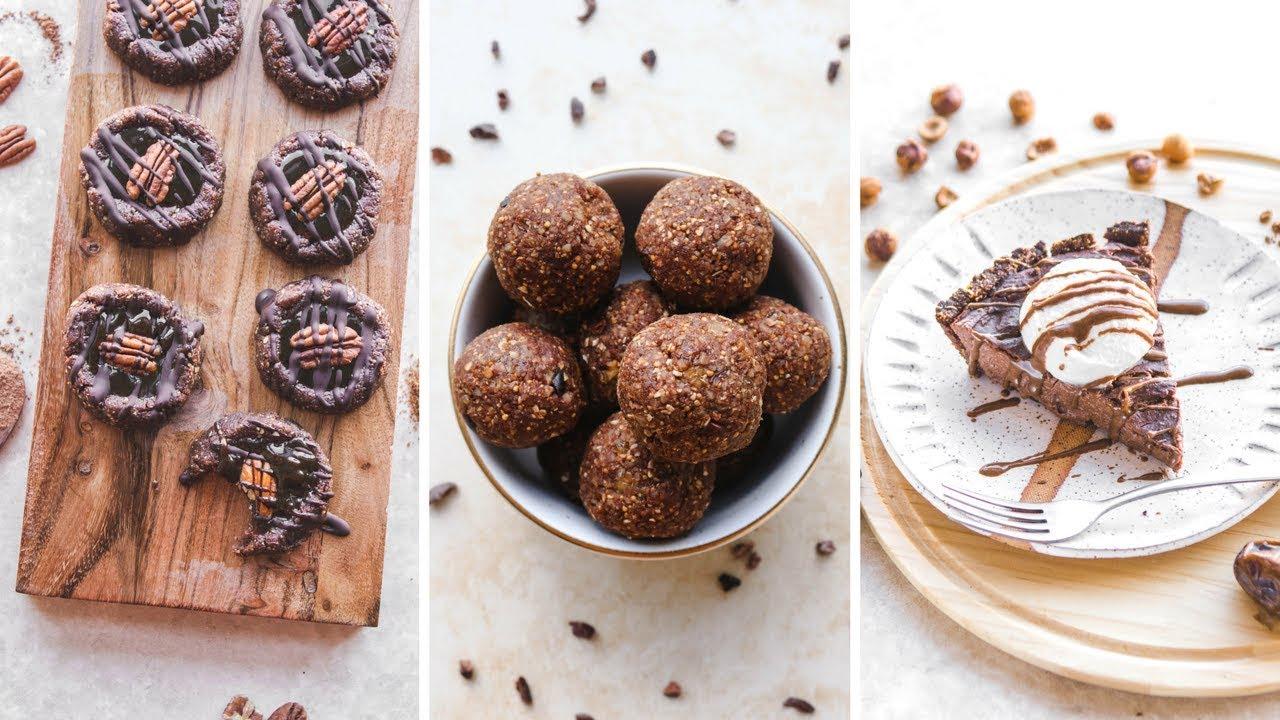 MUST TRY Vegan Chocolate Dessert Recipes