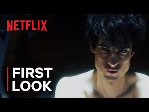 Сон у полоні в першому погляді на серіал «Пісочна людина» від Netflix