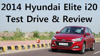 2014 Hyundai Elite i20 Test Drive & Review With Exteriors, Interiors, Ride, Handling...