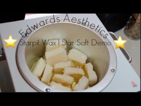 Edwards Aesthetics  StarSoft Demo  Starpil Wax USA