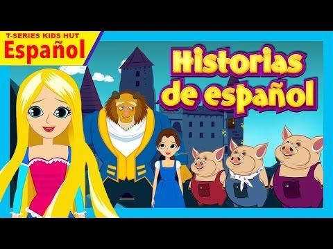 historias-de-español---colección-de-historias-||-historias-para-dormir-y-cuentos-de-hadas