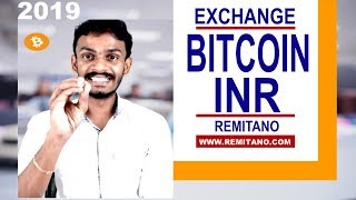 How to Exchange Bitcoin to Indian Rupees - 2019 - Live Proof