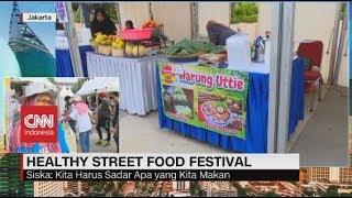 Festival Jajanan Kaki 5 Peringati Hari Pangan Sedunia