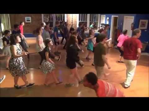 18 July 2015 Swing Dance and Birthday Celebration  at FLY Fitness
