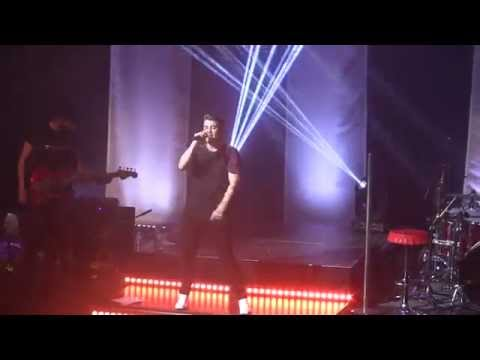 Joe McElderry - Ambitions - End of Show  - Blackpool