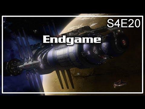Babylon 5 Ruminations S4E20: Endgame
