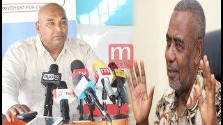 BREAKING NEWS: Maalim Seif Atua Chadema Kuchukua fomu ya Urais 2020 | CUF na CHADEMA ni kitu kimoja