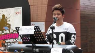 Benjamin Lim @ Roomies World @ Scape Bandstand - 没差